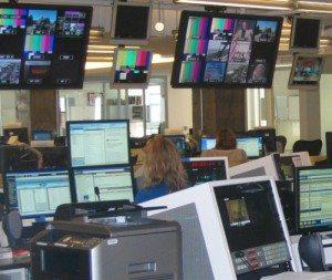 AP newsroom DC