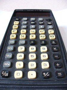 Calculator CC photo credit osde8info