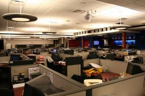 Newsroom CC photo by Dave Malkoff