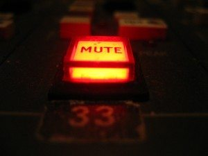 Mute CC photo credit by adactio