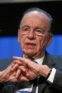 Rupert Murdoch CC photo credit World Economic Forum