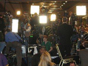 News crews