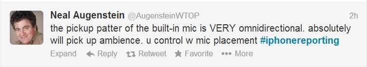 Augenstein mic tweet