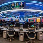 A newsroom