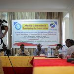 A program organized by Internews in Somalia.